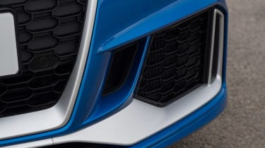 Audi RS 3 - front detail