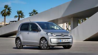 Volkswagen e-up! - front