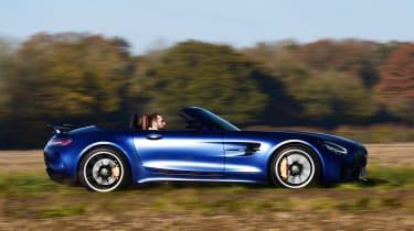 Mercedes-AMG GT R Roadster - side