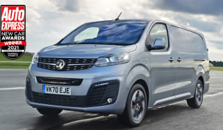 Electric Van of the Year 2021
