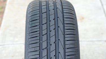 Hankook Ventus S1 evo2 - Tyre Test 2019