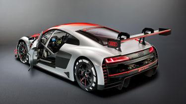 Audi R8 LMS GT3 - rear door open