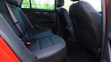Vauxhall Insignia Sports Tourer - rear seats