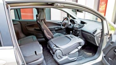 Ford B-MAX folding seats