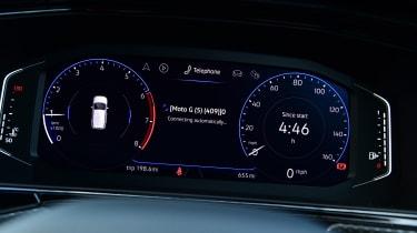 Volkswagen T-Cross - dials