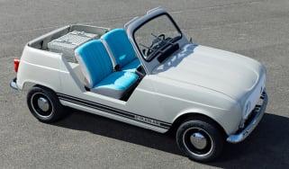 Renault 4 Plein Air beach car
