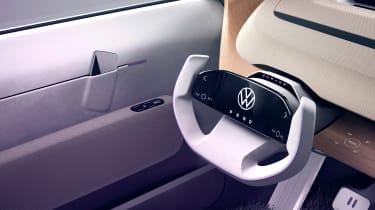 Volkswagen ID Life - steering wheel
