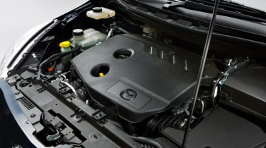 Used Mazda 5 - engine