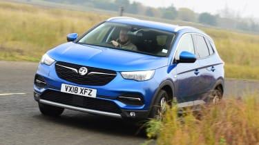 Vauxhall Grandland X long termer - fourth report front