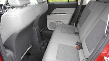 Jeep Patriot 2.0 Diesel Sport interior