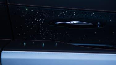 Lexus LF-1 Limitless - interior handle