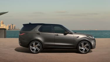 New Land Rover Discovery - side