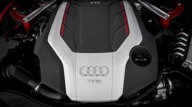 Audi S5 Sportback - engine