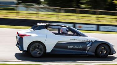 Nissan BladeGlider review - side