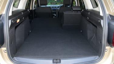 Dacia Duster - boot 2