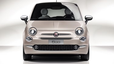 Fiat 500 Star - front static