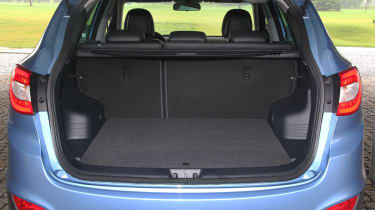 Hyundai ix35 Premium SE boot