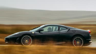 Top 5 greatest ever V8 Ferraris - Ferrari F430