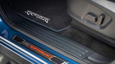 Ford Ranger Raptor - sill