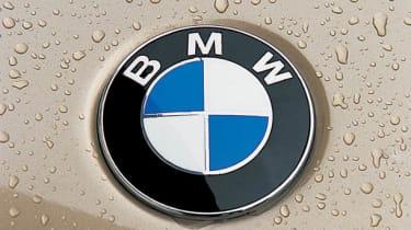 BMW badge