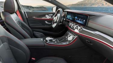 Mercedes-AMG CLS 53 - cabin