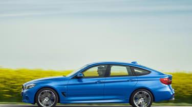 BMW 3 Series GT - side
