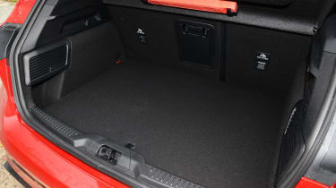Ford Focus ST automatic - boot