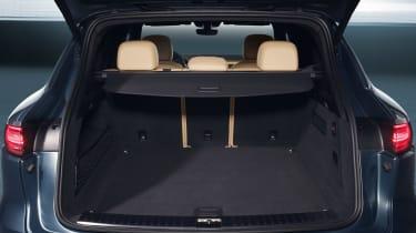 Porsche Cayenne - boot