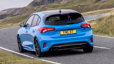 Ford Focus ST Edition - rear action