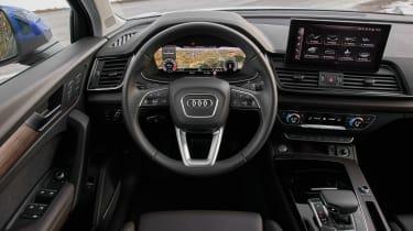 Audi Q5 Sportback - dash
