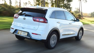 Kia Niro Plug-in Hybrid - rear