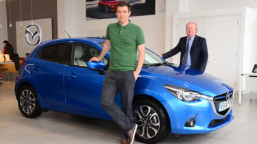 Mazda 2 Sport Nav long term test - handover