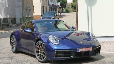 Next generation Porsche 911