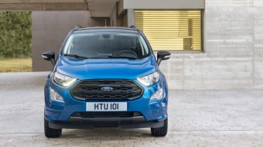 Ford EcoSport - full front static