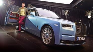 Building a Rolls-Royce Phantom - James Batchelor