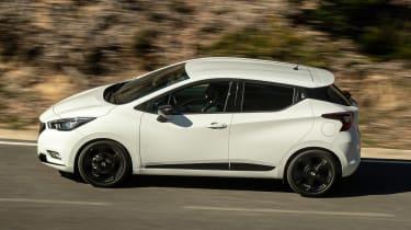 Nissan Micra N-Sport - side