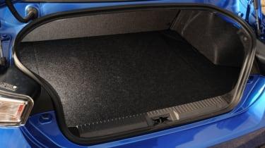 Subaru BRZ boot
