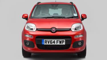 Used Fiat Panda - full front