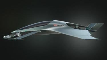 Aston Martin Vision Volante Concept - side