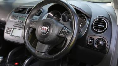 Used SEAT Altea - steering wheel