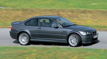 Best BMW M cars ever - E46 M3 CSL