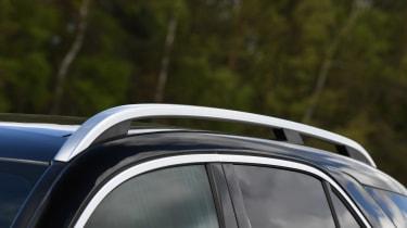 Mercedes GLE - roof rails
