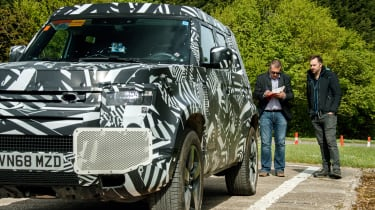 Land Rover Defender - John McIlroy