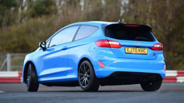 Ford Fiesta ST Edition - rear cornering