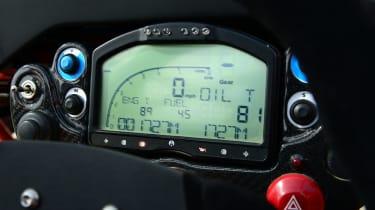 Ariel Nomad - dials