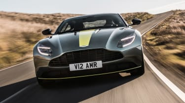 Aston Martin DB11 AMR - full front