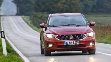 New Fiat Tipo 2016 front