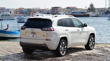 Jeep Cherokee - rear