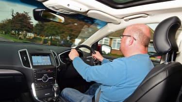 Ford Edge long term - third report Stuart Milne