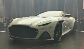 Aston Martin DBS Superleggera - reveal front